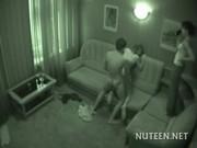 Jovencitas teniendo seso en sala de masajes y perdiendo virginidad pilladas camaras ocultas